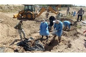 کشف گور دسته جمعی قربانیان ایزدی در غرب موصل