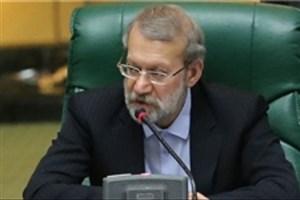 لاریجانی: احکام پرونده های حقوق های نجومی صادر شده است