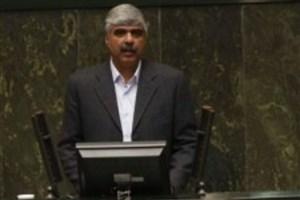 پیام درخواست بررسی دوفوریتی اصلاح قانون شوراها