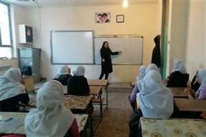 حمایت طرح «کانون مدرسه» ازدانش آموزان  مناطق زلزله زده