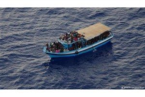 کشته شدن 31 مهاجر در پی غرق شدن قایقی در لیبی