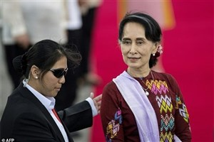 تلاش میانمار برای گسترش روابط با چین