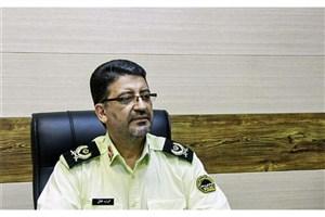 اعزام گشتهای ویژه پیشگیری از جرم در مسیر تردد زائران