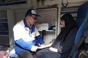 ۳۵ روستای زلزله زده کرمانشاه تحت پوشش معاونت بهداشتی همدان است