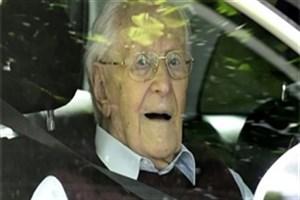 حکم حبس برای  نگهبان  96 ساله نازی ها