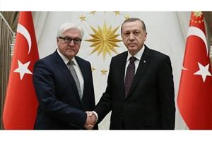 ترکیه و آلمان روابط خود را بهبود خواهند بخشید