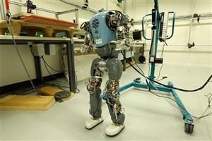 ربات مانکن دانشگاه شریف در جمع ۸ طرح برتر دنیا قرار گرفت