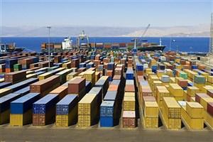 ارزش تجارت کالایی ایران ۱۴.۸میلیارد یورو شد