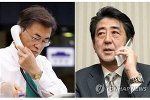 توافق سران ژاپن و کره جنوبی برای افزایش فشارها بر علیه کره شمالی