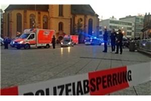 کشف بسته انفجاری در بازار کریسمس آلمان