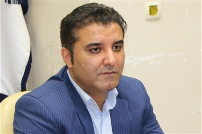 ابوذر دهدار رئیس شورای شهر بوشهر