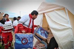 ارزیابی 30 شهر و روستا در منطقه هجدک کرمان/اسکان ضروری 990 نفر در 4 اردوگاه