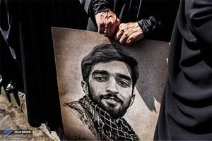 نامگذاری بوستانی در تهران به نام شهید محسن حججی