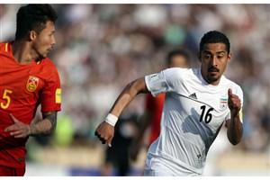 قوچان نژاد: کی روش تصمیم می گیرد چه کسی برای تیم ملی بازی کند