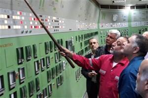 ظرفیت عملیاتی انجیال ۱۰۰۰ آغاجاری افزایش مییابد