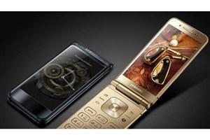 عرضه گوشی تاشوی سامسونگ با دو نمایشگر و دوربین قدرتمند