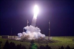 استقرار سامانه دفاع موشکی جدید در ساحل غربی آمریکا