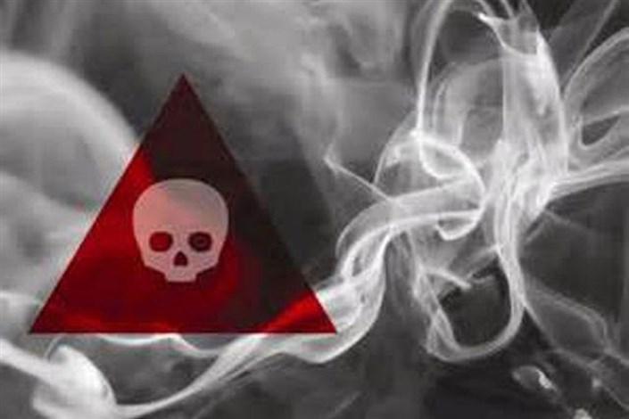 مسمومیت با گاز منوکسیدکربن