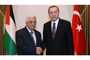 گفتگوی تلفنی اردوغان و محمود عباس