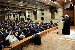 مراسم بهرهبرداری از فاز اول طرح توسعه بندر بین المللی شهید بهشتی چابهار با حضور دکتر روحانی