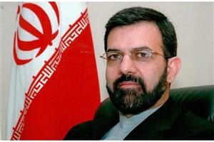 انتصاب علی رضا حقیقیان به سمت مشاور وزیر و مدیرکل حراست وزارت امور خارجه