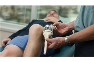 سالیانه 30 هزار جراحی تعویض مفصل زانو در کشور انجام میشود
