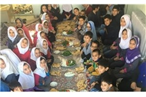 تهیه صبحانه 80 دانشآموز روستا توسط یک خیر تهرانی