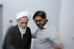 آیتالله حائری شیرازی از بیمارستان مرخص شد
