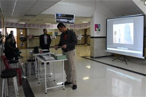 آموزش پیشگیری از ابتلا به ویروس ایدز در واحد بوکان