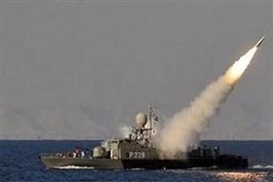 جدیدترین ناو موشک انداز ایرانی با نام سپر به نیروی دریایی ارتش ملحق شد