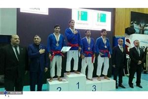 کسب مدال نقره جهان کوراش توسط دانشجوی دانشگاه آزاد اسلامی