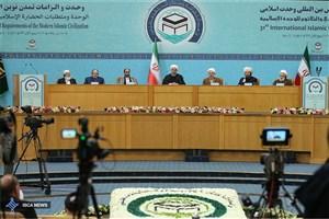 روحانی : پایه های اصلی تروریسم در منطقه فروریخته شده است