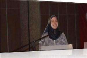حوریه مارتی  معاون امور دیانت در ترکیه شد