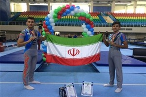 Urmia SAMA IAU Student Snatches Bronze in 2017 Int'l Tournament Acrobatic Gymnastic