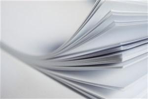 رشد ۳۲ درصدی تولید کاغذ در کشور طی سال گذشته