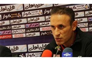 گلمحمدی: بازی با پرسپولیس میتواند برای ما کلاس درس باشد/ پرسپولیس یکی از بهترین تیمهای آسیاست