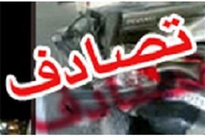 حادثه ای مرگبار برای عروس و داماد سیرجانی