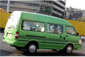 وجود بیش از 7000  تاکسی فرسوده در تهران