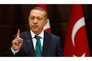 اردوغان آمریکا را به اخاذی از ترکیه متهم کرد