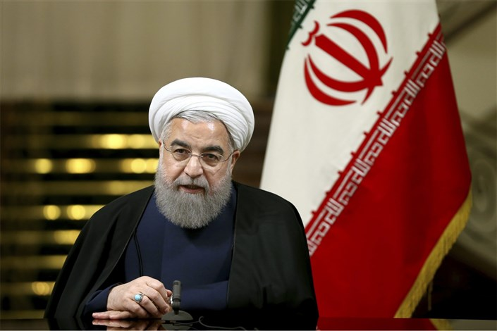 روحانی بیست و ششمین سالگرد استقلال قزاقستان را تبریک گفت