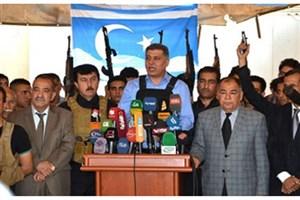 موافقت ترکمن ها با حضور نیروهای آمریکا در کرکوک