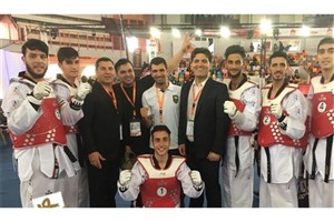 IAU Taekwondo Team Becomes Champion in World Cup in Abidjan