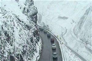 ممنوعیت تردد خودروهای سنگین در جاده هراز و سوادکوه