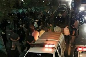 تصادف زنجیره ای در اتوبان قزوین ۲۵ مجروح برجای گذاشت