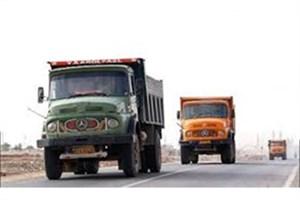 محدودیت تردد خودروهای سنگین در محور بیرجند - قاین