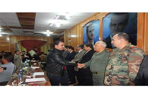 بازگشت159 مسلح شورشی به آغوش سوریه
