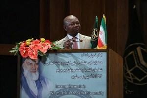 نماینده پارلمان غنا: امروز نیازمند وحدت بیشتر برای مقابله با اسرائیل هستیم