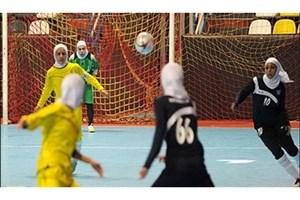 تیم فوتسال  بانوان  دانشگاه آزاد اسلامی با اقتدار  حریفش را شکست داد