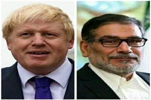 وزیر امورخارجه انگلیس فردا با علی شمخانی دیدار می کند