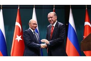 دیدار روسای جمهور ترکیه و روسیه